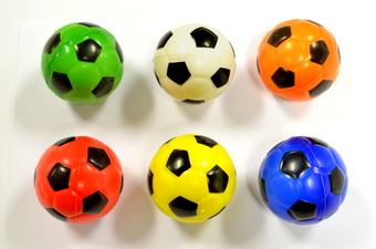 SQUEEZABLE STRESS SOCCER BALL