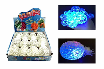 Light Up Mesh Ball 2.5