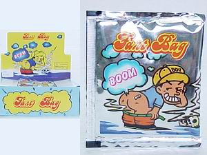 Fart Bomb Bag - 6 dz display box