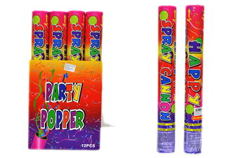 LARGE SIZE PARTY POPPER - 15.75