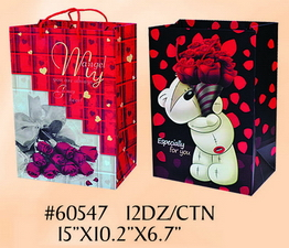 ASSORTED LOVE GIFT BAG- 15