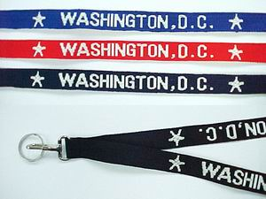 WASHINGTON D.C. LANYARD