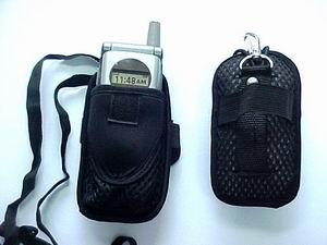 3 IN ONE BLK C-PHONE POUCH