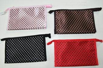 COSMETIC POUCH - POLKA DOT