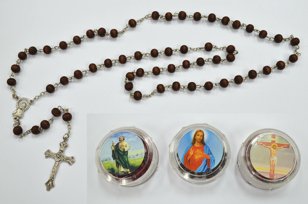 AROMATIC ROSARY IN BOX
